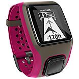 TomTom Multisport GPS Dark Pink Sports Watch