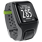 image of TomTom Multi-Sport GPS Watch with Cadence Sensor