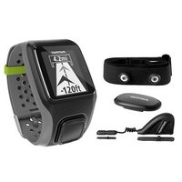 TomTom Multisport GPS Sports Watch with Heart Rate Monitor, Speed and Cadence Sensor