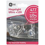 image of GE Megalight Ultra Plus 120 Premium Bulb 477 x 1
