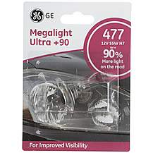 image of GE Megalight Ultra +90% Premium Bulb 477 x 1