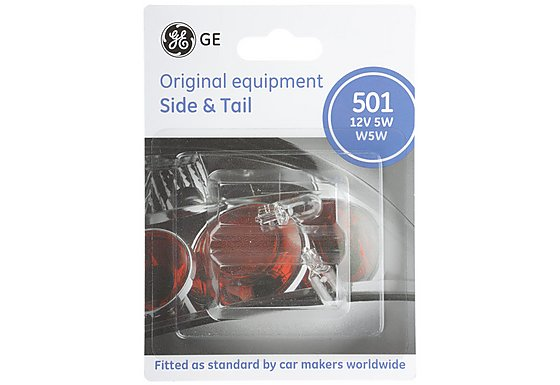 GE Bulbs 501 x 2