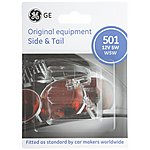 image of GE Bulbs 501 x 2