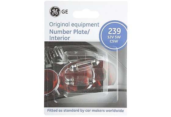 GE Bulbs 239 x 2