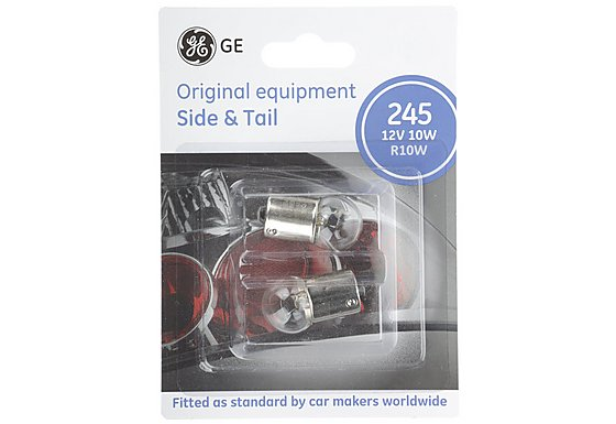 GE Bulbs 245S x 2