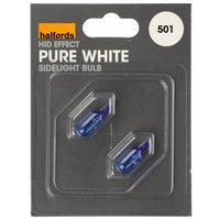 Halfords Xenon HID Look Sidelight Pack 3500k x 2