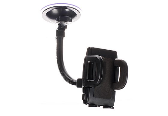 Halfords Suction Mount Car Phone Holder