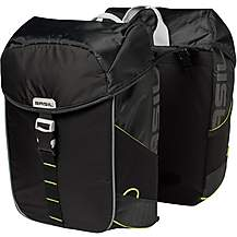 image of Basil Miles Double Pannier Bag