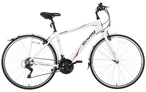 image of Apollo Envoy Mens Hybrid Bike