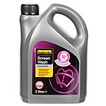 image of Halfords -10 Concentrate Screenwash 2L - Berry
