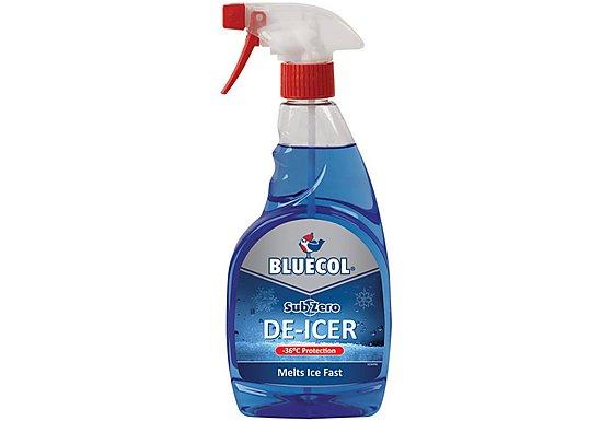 Bluecol Sub Zero De-Icer Trigger  500ml