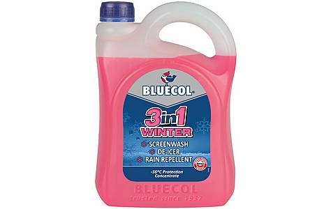 image of Bluecol 3 in 1 Concentrated Screenwash 2.5L