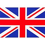 image of Union Jack Car Sticker - Medium