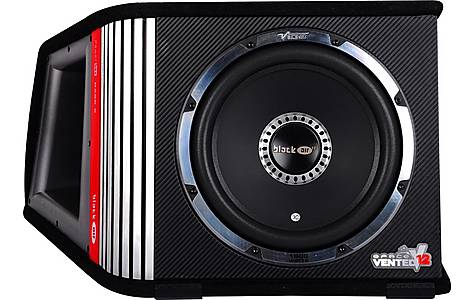 "image of Vibe Blackair Vented 12"" Active Speaker Enclosure V2"