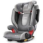 image of Recaro Monza Nova 2 High Back Booster Seat with SeatFix - Shadow