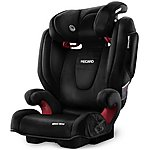 image of Recaro Monza Nova 2 High Back Booster Seat - Black
