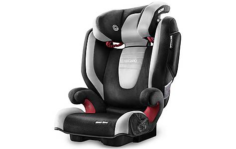 image of Recaro Monza Nova 2 High Back Booster Seat - Graphite