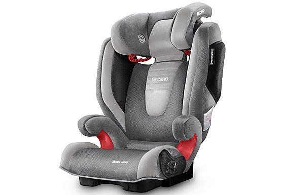 Recaro Monza Nova 2 High Back Booster Seat - Shadow