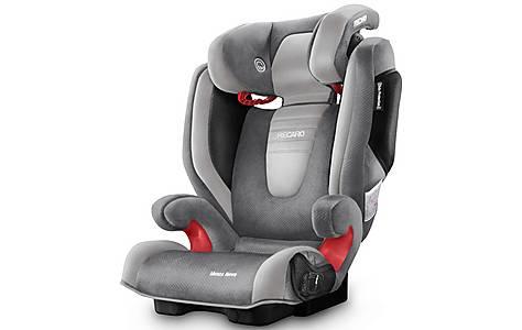 image of Recaro Monza Nova 2 High Back Booster Seat - Shadow
