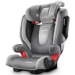 image of Recaro Monza Nova 2 High Back Booster Seat - Shadow