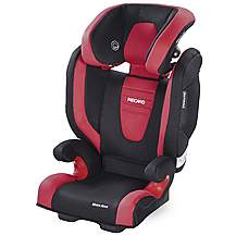 image of Recaro Monza Nova 2 High Back Booster Seat - Cherry
