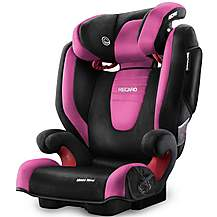 image of Recaro Monza Nova 2 High Back Booster Seat - Pink