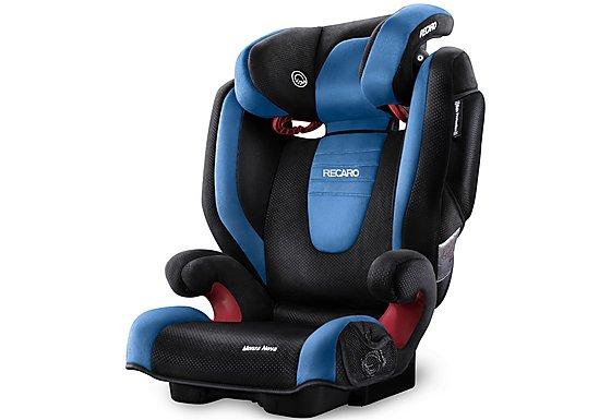 Recaro Monza Nova 2 High Back Booster Seat - Saphir
