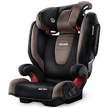 image of Recaro Monza Nova 2 High Back Booster Seat - Mocca