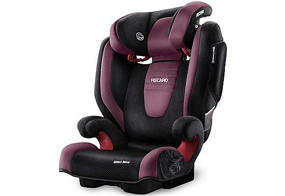 Recaro Monza Nova 2 High Back Booster Seat - Violet