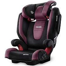 image of Recaro Monza Nova 2 High Back Booster Seat - Violet