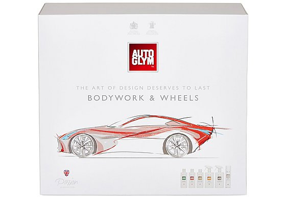 Autoglym Perfect Bodywork and Wheels Gift Collection