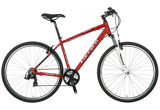 Carrera Crossfire Limited Edition Hybrid Bike 2014