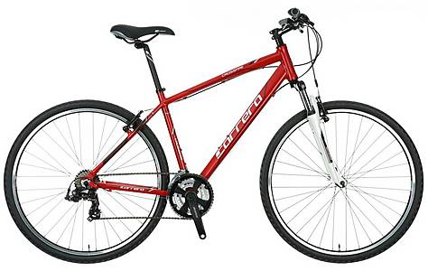 image of Carrera Crossfire Limited Edition Hybrid Bike 2014