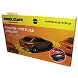 Steelmate PTS800EX Gloss Black Parking Sensors