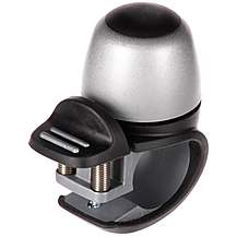 image of Halfords Bike Bell - Grey/Black