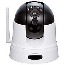 image of D-Link DCS-5222L Pan/Tilt/Zoom Cloud Security Camera