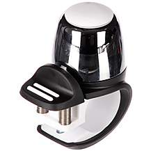 image of Halfords Bike Bell - Chrome/White