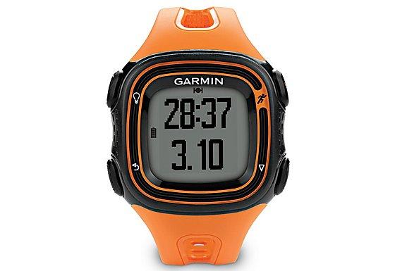 Garmin Forerunner 10 GPS Sports Watch Orange & Black