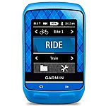 image of Garmin Edge 510 GPS Cycle Computer Team Garmin Bundle