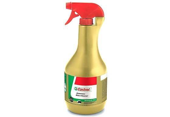 Castrol Motorcycle Greentec Bike Cleaner - 1ltr