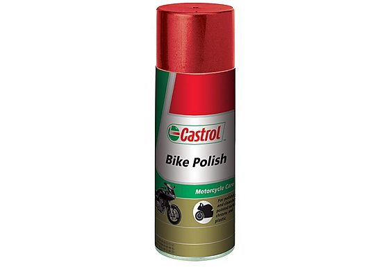 Castrol Motorcycle Bike Polish - 300ml