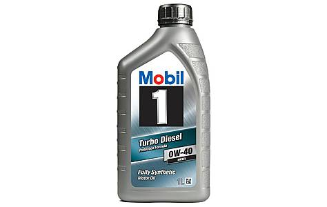 image of Mobil 1 Turbo Diesel 0W/40 1L