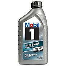 image of Mobil 1 Turbo Diesel 0W/40 1L