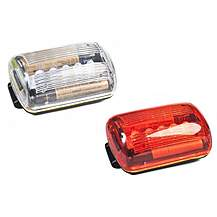 image of Raleigh 5 LED Front and Rear Light Set