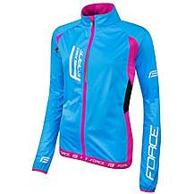 image of FORCE FX80 Womens Softshell Cycling Jacket