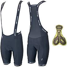 image of FORCE B45 Cycling Bib Shorts