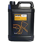 image of Halfords DOT4 Universal Brake & Clutch Fluid 5L