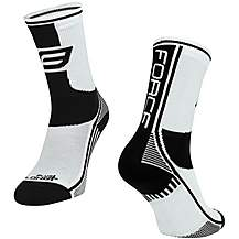 image of FORCE 1 Long Cycling Socks, L/XL