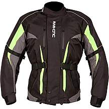 image of Duchinni Crusader Jacket Black/Neon