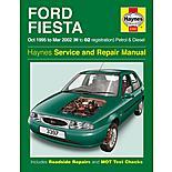Haynes Ford Fiesta (Oct 95 - 01) Manual